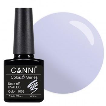 Гель-лак Canni Colorit №1008, 7,3 мл купить по лучшей цене в Украине