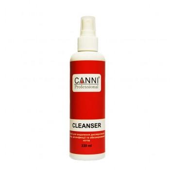 Средство для снятия липкого слоя Canni Cleanser 3in1 купить по лучшей цене в Украине