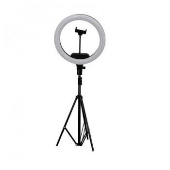 Кольцевая светодиодная лампа для макияжа AL-33 купить по лучшей цене в Украине