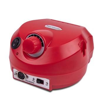 Фрезер для маникюра и педикюра Drill Pro YFZ-07 на 35000 об/мин (красный)