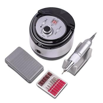 Фрезер для маникюра и педикюра ZS-606 Professional на 35000 об/мин (Белый)