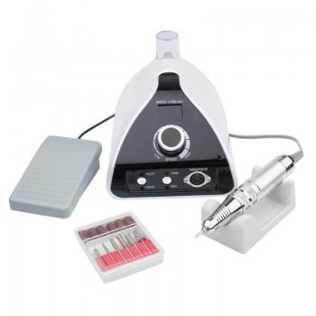 Фрезер для маникюра и педикюра ZS-711 Professional на 35000 об/мин (белый)