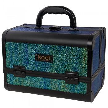 Кейс для косметики Kodi №45 (Малахит) купить по лучшей цене в Украине