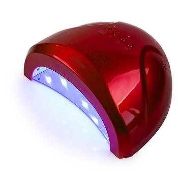 UV/LED Лампа для маникюра SUN One 48 Вт (Красный)