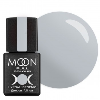 Гель-лак Moon Full Air Nude №001 (Молочный, полупрозрачный), 8 мл купить по лучшей цене в Украине