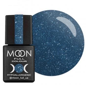Гель-лак Moon Full Diamond №001 (Изумрудный глиттер), 8 мл купить по лучшей цене в Украине