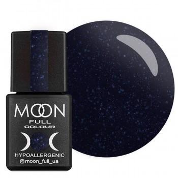 Гель-лак Moon Full Diamond №023 (Чернично-синий с разноцветным шиммером), 8 мл купить по лучшей цене в Украине