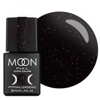 Гель-лак Moon Full Diamond №024 (Темный баклажан с разноцветным шиммером), 8 мл купить по лучшей цене в Украине