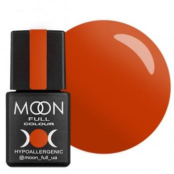 Гель-лак Moon Full Summer №615 (Морковно-шафрановый), 8 мл купить по лучшей цене в Украине