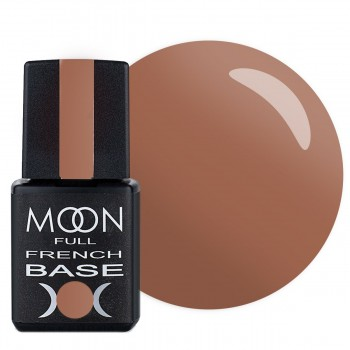 Камуфлирующее базовое покрытие Moon Full Base French №004 (Спелый персик) купить по лучшей цене в Украине
