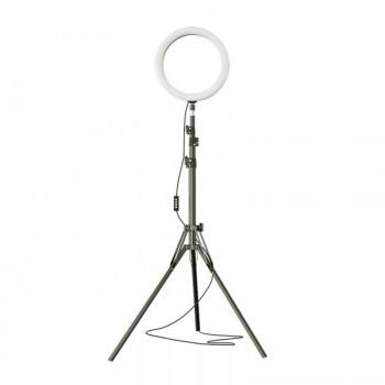Кольцевая светодиодная лампа для макияжа LB-51 (RK-42) купить по лучшей цене в Украине