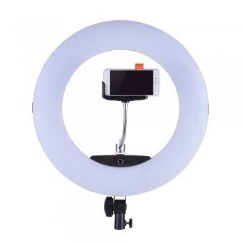 Кольцевая светодиодная лампа для макияжа FS-48011 48 Вт купить по лучшей цене в Украине