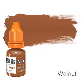 Пигмент для татуажа WizArt Inorganic Walnut 10 мл купить по лучшей цене в Украине