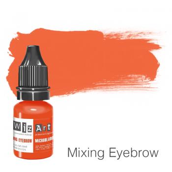 Пигмент для микроблейдинга WizArt Microblading Mixing Eyebrow 10 мл купить по лучшей цене в Украине
