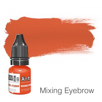 Пигмент для микроблейдинга WizArt Microblading Mixing Eyebrow 5 мл купить по лучшей цене в Украине