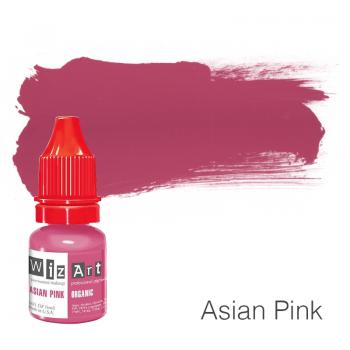 Пигмент для татуажа WizArt Organic Asian Pink 5 мл купить по лучшей цене в Украине