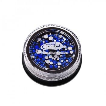 Стразы PNB Blue mix size, 200 шт купить по лучшей цене в Украине