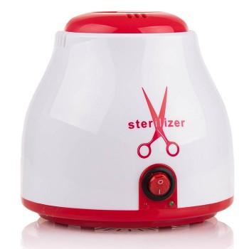 Кварцевый стерилизатор для маникюрных и парикмахерских инструментов Tools Sterilizer SP-9001 (Красный)