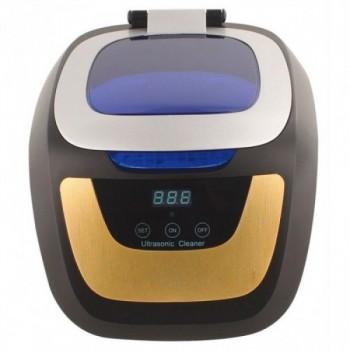 Ультразвуковой стерилизатор для маникюрных и парикмахерских инструментов CE-5700A 50 Вт (Серый) купить по лучшей цене в Украине