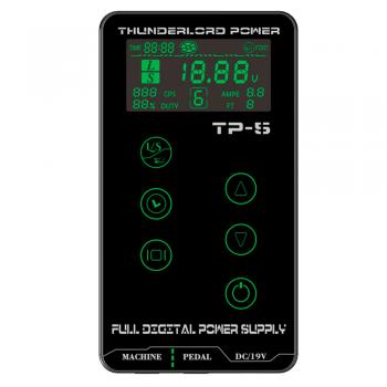 Блок питания для тату-машинки Thunderlord TP-5 (Hurricane Upgrade) купить по лучшей цене в Украине