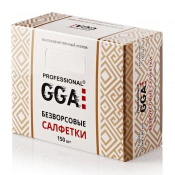 Безворсовые салфетки GGA Professional купить по лучшей цене в Украине