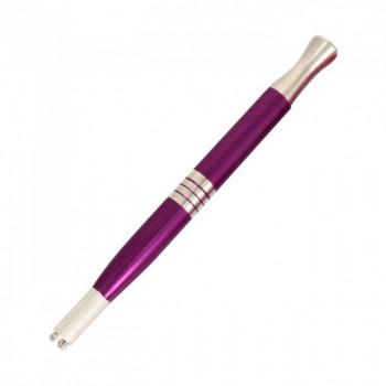 Ручка-манипула для микроблейдинга Vivienne (сиреневая) купить по лучшей цене в Украине