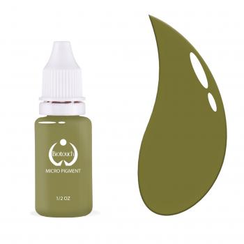 Пигмент для татуажа Biotouch Olive