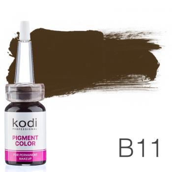 Пигмент для татуажа Kodi Professional B11 10 мл купить по лучшей цене в Украине