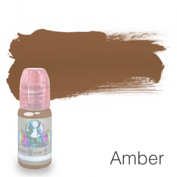 Пигмент для татуажа Perma Blend Amber 15 мл
