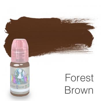 Пигмент для татуажа Perma Blend Forest Brown 15 мл