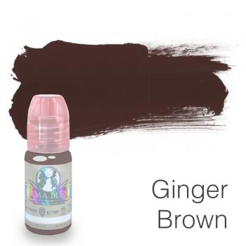 Пигмент для татуажа Perma Blend Ginger Brown 15 мл