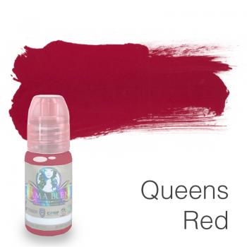 Пигмент для татуажа Perma Blend Queens Red 15 мл купить по лучшей цене в Украине