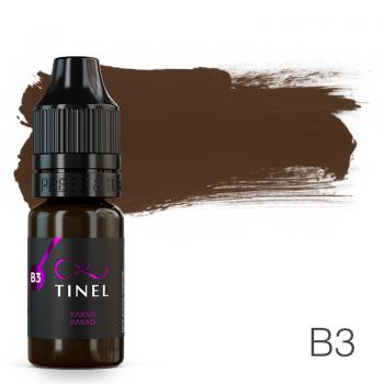 Пигмент для татуажа Tinel B3 Какао 10 мл купить по лучшей цене в Украине