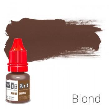Пигмент для татуажа WizArt Organic Blond 5 мл купить по лучшей цене в Украине