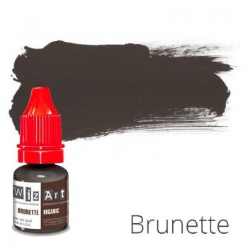 Пигмент для татуажа WizArt Organic Brunette 5 мл купить по лучшей цене в Украине