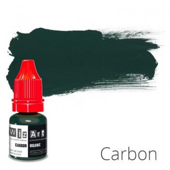 Пигмент для татуажа WizArt Organic Carbon 5 мл купить по лучшей цене в Украине