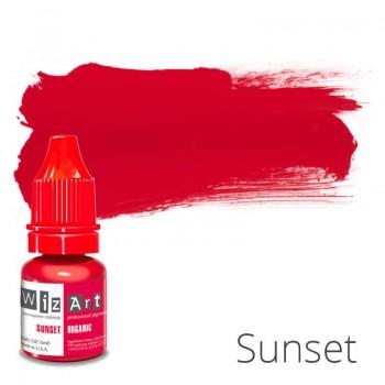 Пигмент для татуажа WizArt Organic Sunset 5 мл