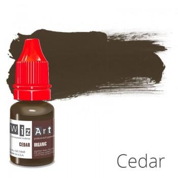 Пигмент для татуажа WizArt Organic Cedar 10 мл купить по лучшей цене в Украине