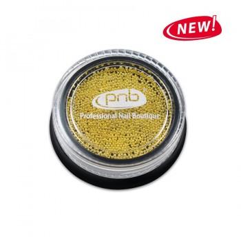Бульонки PNB Bright Gold 0,8 мм, металические, 4 г