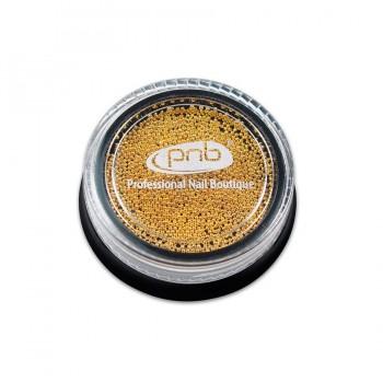 Бульонки PNB Gold 0,8 мм, металические, 4 г купить по лучшей цене в Украине